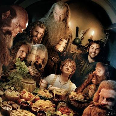 Eat like a Hobbit!