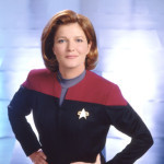 Voyager and Captain Janeway Collectibles