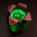 Alien Egg with Launching Facehugger & LED Lights