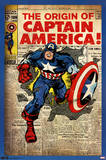 Captain America Posters and T-shirts from AllPosters.com