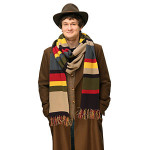 Fourth Doctor's Hat and Scarf on ThinkGeek.com