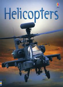 Helicopters book for kids age 8