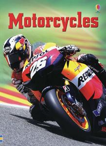 Motorcycles book for kids age 8