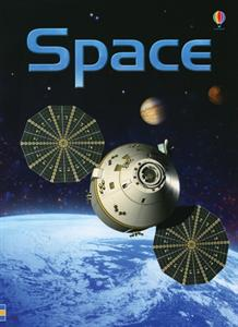 Space book for kids age 8