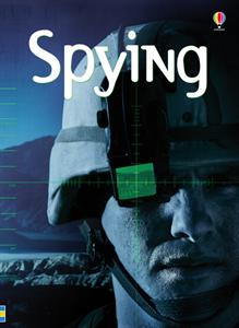 Spying book for kids age 8