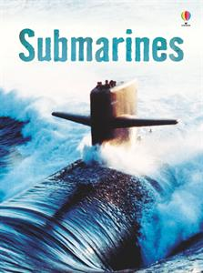 Submarines book for kids age 8