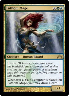 Fathom Mage: what I'll look like by the end of my diet ;)