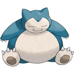 Snorlax Week: Time for Rest and Relaxation