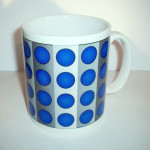 Doctor Who Dalek inspired mug