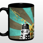 Dalek Doctor Who Coffee Mug