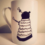 Mr Teacup Dalek Mug