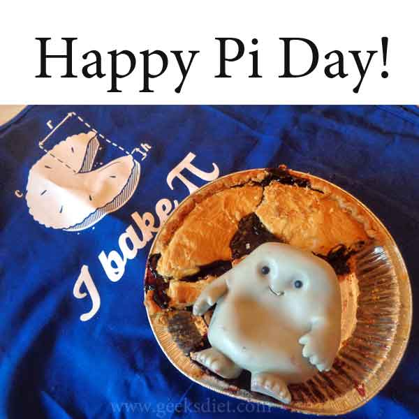 Happy Pi Day from Club Adipose!