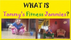 Pajama Workout Review: Tammy's Fitness Jammies