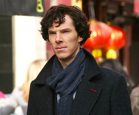 Geek fandoms by Politics? Sherlock: Unbeliever