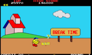 A Pac-Man Diet: Does anyone else sometimes wish a fairy would fly in with a sign that says 'Break Time'?