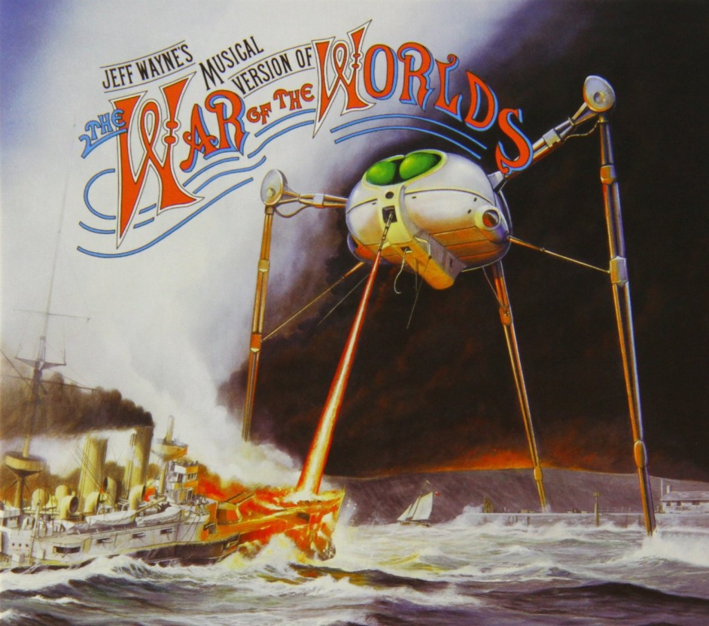 Jeff Wayne: Musical Version of The War of the Worlds