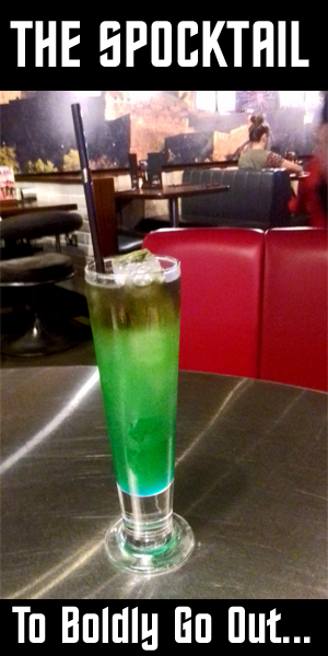 The Spocktail, from TGI Fridays